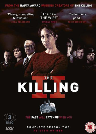丹麦版谋杀 第二季海报