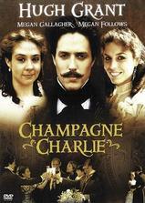 香槟查理海报