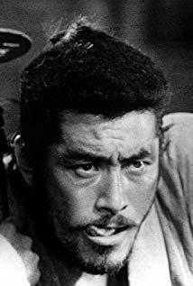 三船敏郎 Toshirô Mifune演员