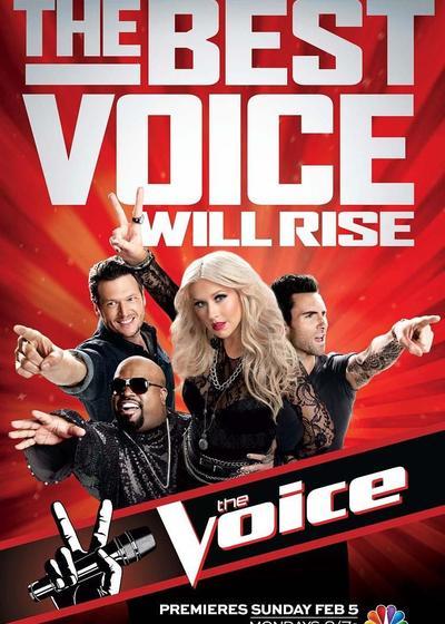 美国之声 第二季海报