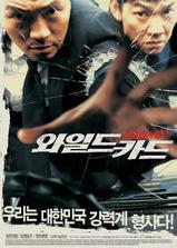 汉城警事海报