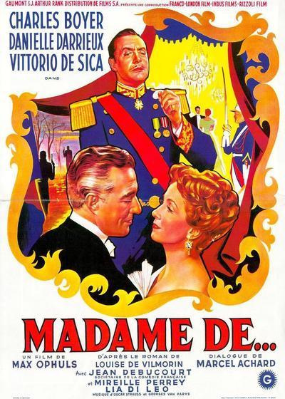 伯爵夫人的耳环海报