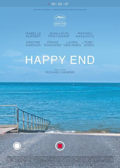 快乐结局海报