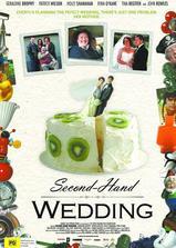 二手婚礼海报