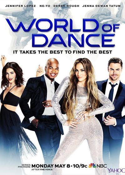 舞动世界 第一季海报