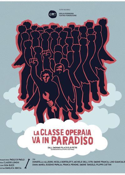 工人阶级上天堂海报