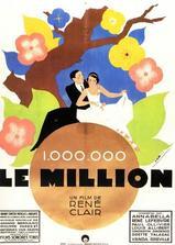 百万法郎海报