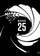 邦德25海报