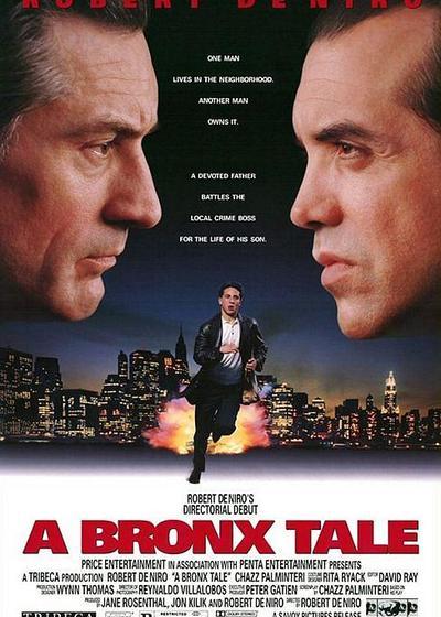 布朗克斯的故事海报