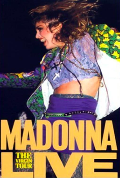 Madonna Live - The Virgin Tour