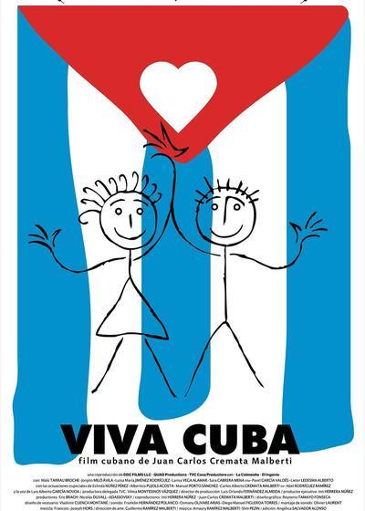 古巴万岁海报