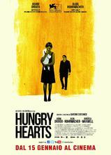 饥饿的心海报