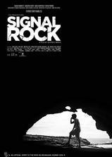 信号岩石海报