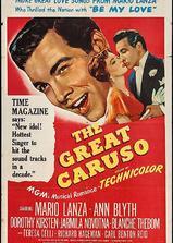 伟大的卡鲁索海报
