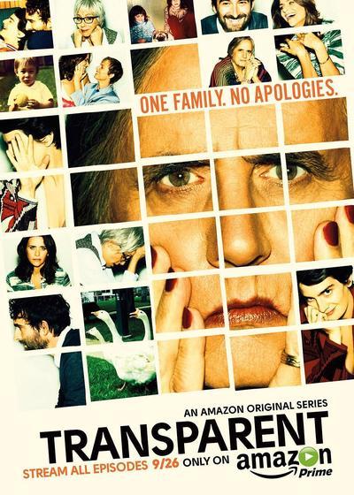 透明家庭 第一季海报