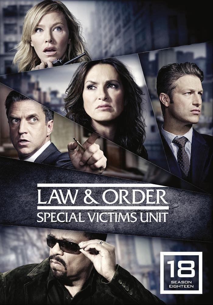 法律与秩序:特殊受害者 第十八季