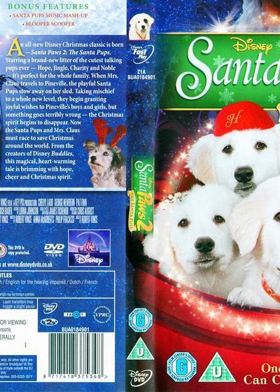 圣诞狗狗2:圣诞小宝贝海报