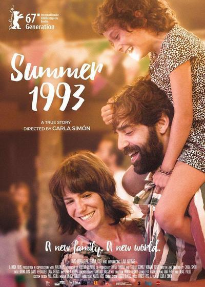 九三年夏天海报