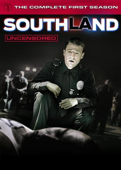 南城警事 第一季海报