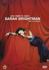 莎拉·布莱曼:伊甸园之夜海报