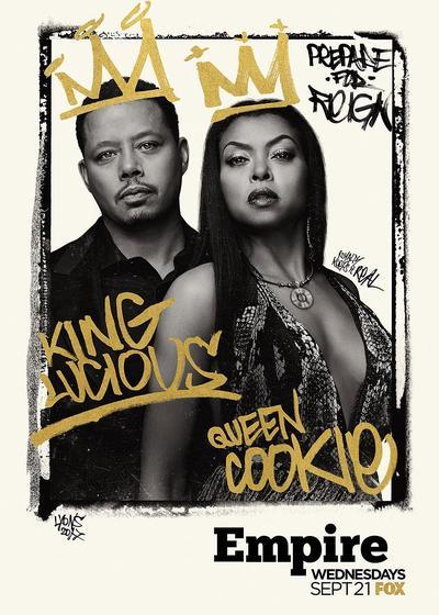 嘻哈帝国 第三季海报