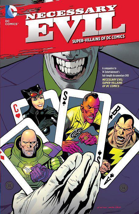 不可或缺的邪恶:DC宇宙中的超级罪犯