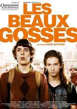 青春期的法国男孩海报