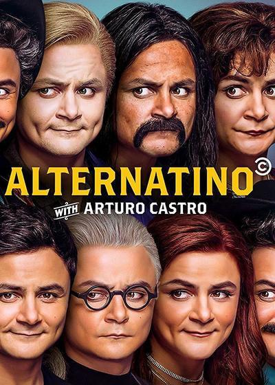 Alternatino With Arturo Castro海报