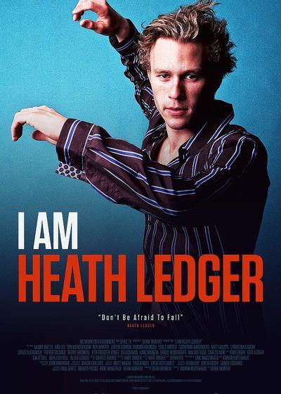 我是希斯·莱杰海报
