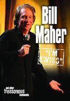 比尔·马厄:我是瑞士人海报