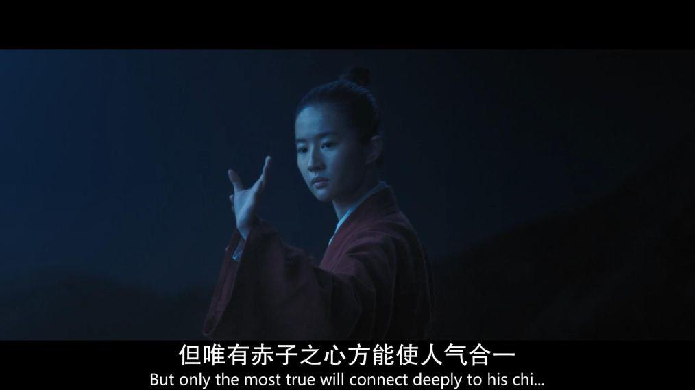 """刘亦菲的花木兰,家国情怀的""""丝绸之路"""""""