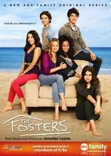 寄养家庭 第一季海报