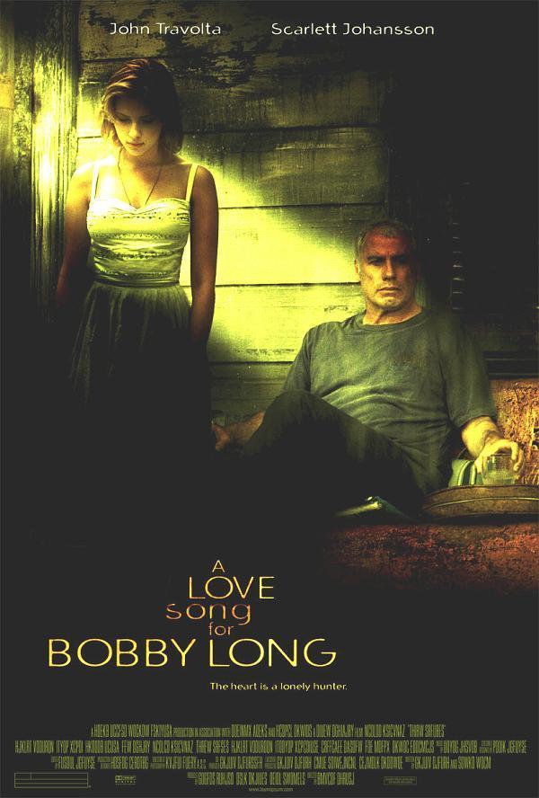 给鲍比·朗的情歌