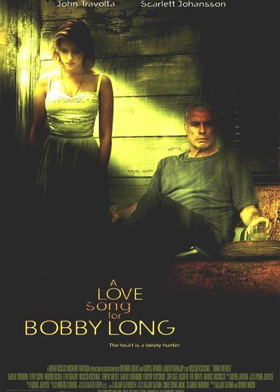 给鲍比·朗的情歌海报