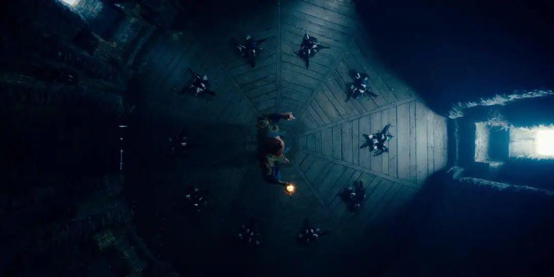 网飞空降魔幻神剧,仅距《猎魔人》一步之遥!