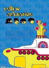 黄色潜水艇海报