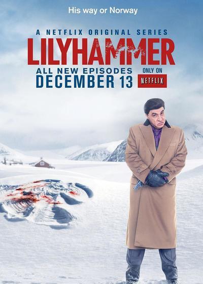 利勒哈默尔 第二季海报