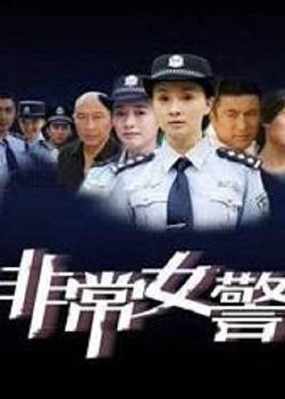 非常女警海报