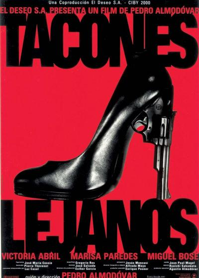 情迷高跟鞋海报