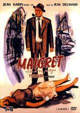 梅格雷的陷阱海报
