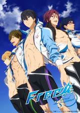 男子游泳部 第二季海报