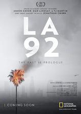 1992洛杉矶大暴动海报