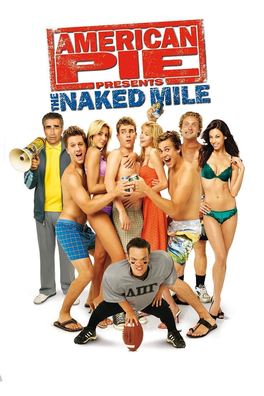 美国派(番外篇)5:裸奔