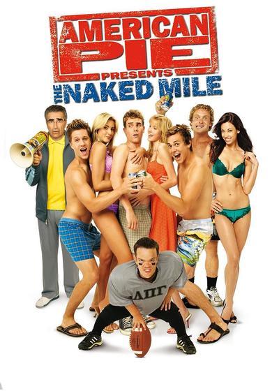 美国派(番外篇)5:裸奔海报