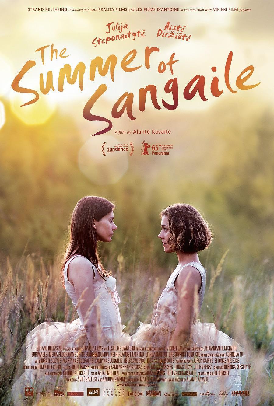 桑格莉之夏