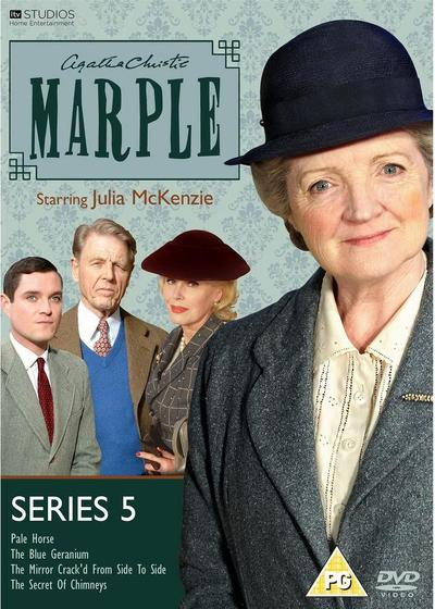 马普尔小姐探案  第五季海报