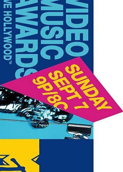 2008年度MTV音乐录影带颁奖典礼海报