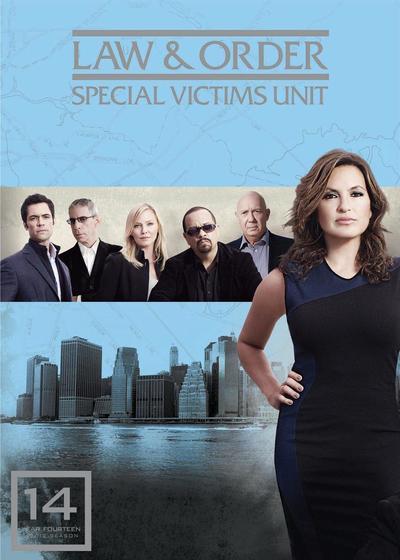 法律与秩序:特殊受害者 第十四季海报