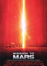 火星任务海报