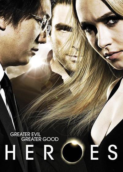 英雄  第三季海报